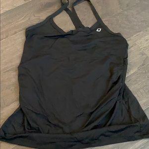 Lorna Jane size large MATERNITY workout top